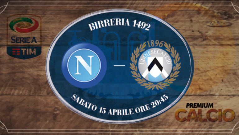 Serie A: Napoli – Udinese