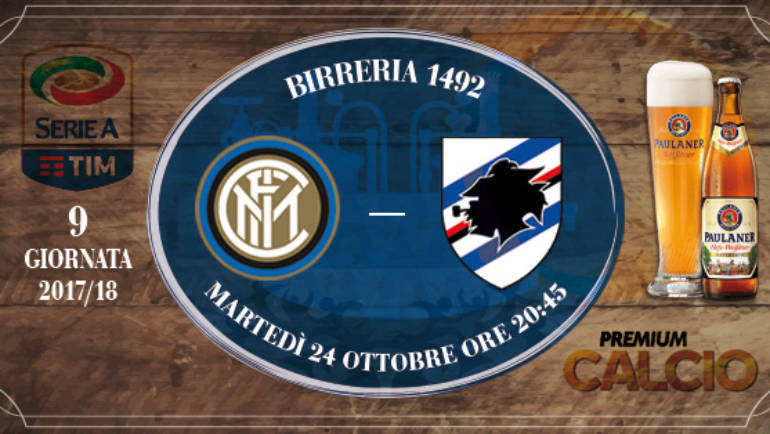 Serie A: Inter – Sampdoria