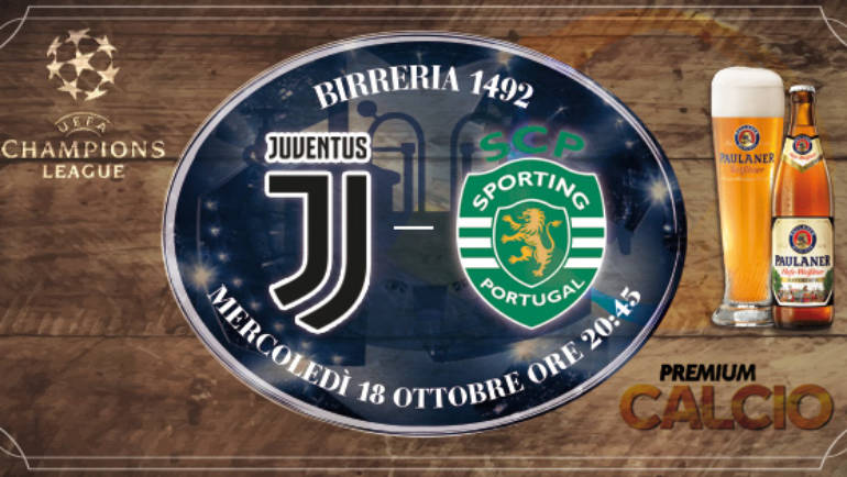 Champions League: Juventus – Sporting