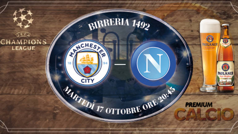 Champions League: Manchester City – Napoli